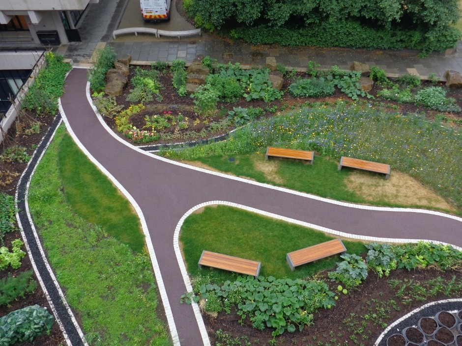 Green-tree Roof Garden Substrate The Perfect Solution For Leeds University