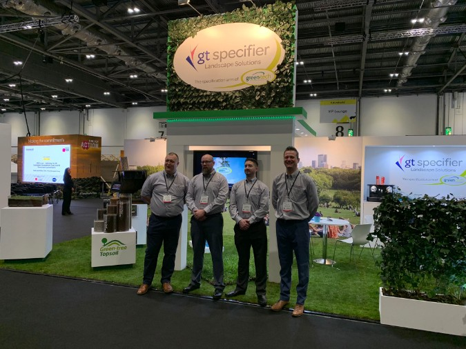 gtSpecifier unveils their largest ever stand at Futurebuild 2019